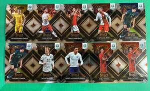 2020 Panini Select UEFA Euro X-Factor LOT 10 Brandt Trent Arnold Chiesa Witsel