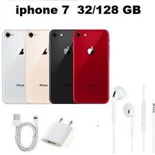 Apple iPhone 7 32GB Teléfono inteligente desbloqueado Sim Gratis con accessiores