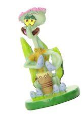 """Penn Plax SpongeBob Squidward with Drum Aquarium Ornament 2"""" Squidward®"""