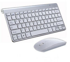 Replacement Wireless Keyboard & Sensitive Mouse Set For PC Computer Laptop Mac