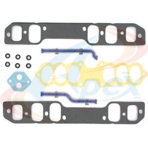 Engine Intake Manifold Gasket Set-VIN: 4, Natural Apex Automobile Parts AMS4531