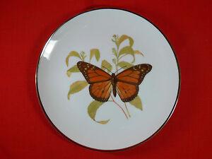 Butterflies of the Aust Garden THE WANDERER Ltd Ed. COLLECTORS PLATE Tony Oliver