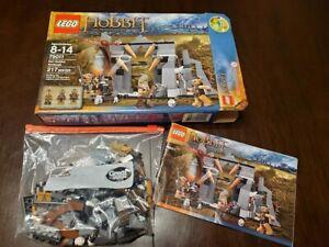 LEGO The Hobbit - Dol Guldur Ambush (79011) - Used, Complete
