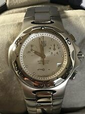 New Authentic womens Tag heuer chronograph KIRIUM CL1210.BA0705  Watch