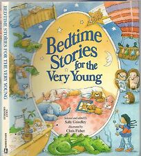 BEDTIME STORIES FOR THE VERY YOUNG Sally Grindley 1991 Illustrated Kids Book