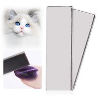 Katze Augen Effekt Magnet Slice UV LED Magnetic Stick für UV Gel Nagellack DIY
