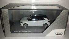 iScale 1:43 Audi A1 Sportback 2018 wit nieuw in display