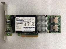 LSI Megaraid SAS 9261-8i SATA / SAS Controller RAID L3-25239 + iBBU08 battery