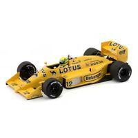 Minichamps Lotus Renault 99T #12 Ayrton Senna 1987 1/18