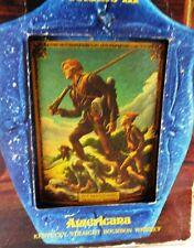 Jim Beam Decanter Americana The Kentuckian Thomas H Benton w/ Box Barware Decor