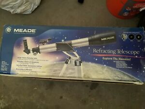 Meade Telescope NG-70SPR   Box Opened but never used