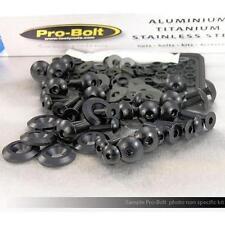 PRO-BOLT FHO099-BK FAIRG KT -CBR600RR 07-11 BLK