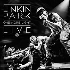 LINKIN PARK - ONE MORE LIGHT LIVE   CD NEUF