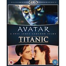Avatar/Titanic 3D Blu-ray