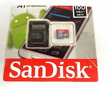 SANDISK Ultra MicroSD Card With SD Adapter 64GB - Y90