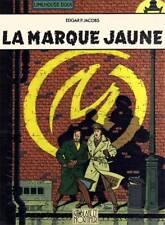 Blake et Mortimer - La marque jaune - de Jacobs - édition Télémoustique