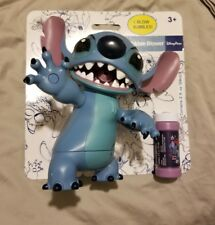 Disney Parks Disneyland  LILO AND STITCH Bubble Blower With Bubbles Wand New