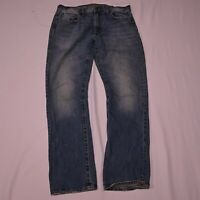 American Eagle 32 x 32 Slim Boot Cut Light Wash Denim Jeans