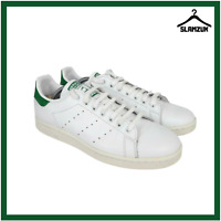 Adidas Originals Mens Stan Smith Trainer White Leather UK 9 / 43 Sneakers Tennis