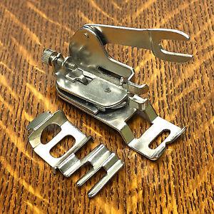 Vintage CHADWICK Zig Zag Sewing Low Shank Machine Attachment Foot Zigzagger