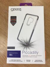 Gear4 Samsung Galaxy S9 plus Piccadilly Titanium Case