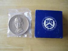 Donna Pope Director of the U.S. Mint Bronze Medal still sealed in plastic, box