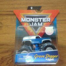 Hot Wheels  Monster Jam Grave Digger  Die-cast 1:64. Free UK Postage