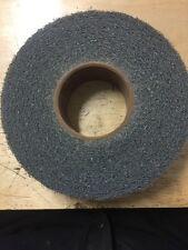 "Fibratex Clean & Finish Convolute Wheel Medium S/C 8"" x 2"" x 3"" 05539512548"