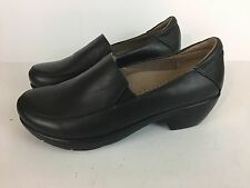 The Walking Company UC 24/7 Ivalee Loafer Women size 6 Black