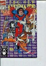 NEW MUTANTS 100 NM-MT 1ST BRIEF X-FORCE 1990