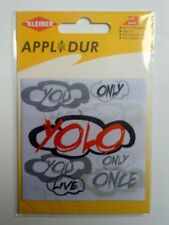 Applikation  YOLO ca. 85 mm x 85 mm