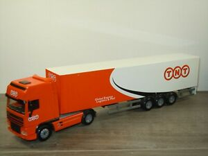 Daf 95 XF Truck & Trailer TNT - Joal 1:50 *53033