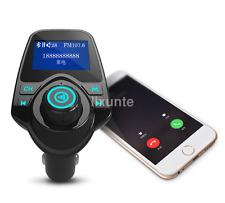 Original Bluetooth Car Kit MP3 Player FM Transmitter modulator Dual USB Charger