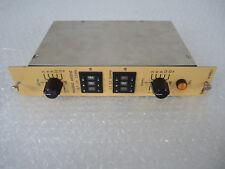 Lawo W995-1 Diskret Vintage Mastering Equalizer -  hard to find