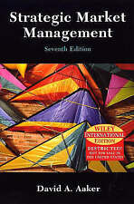 Strategic Market Management by David A. Aaker (Paperback, 2004)
