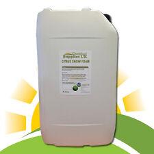 Citrus Snow Foam 25 Ltr 100% Non Caustic Paint Safe
