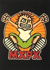 MXPX POSTKARTE # 1 POSTCARD