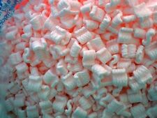7 cu ft Pink Anti Static Packing Peanuts Popcorn New Clean Fast Ship