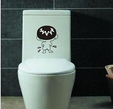Toilet Boy Wall Stickers