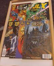 Amalgam Comics Marvel vs. DC 7 different Issues 1990s Dark Claw Spider-Boy lot
