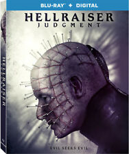 Hellraiser Judgement [New Blu-ray] Ac-3/Dolby Digital, Digital Theater System,