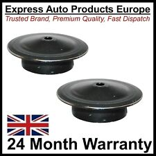 2 x Rear Upper Shock Spring Seat Mounting Plates VW SEAT 191512113