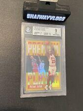 Michael Jordan 1997 Skybox Premium Players BGS 9 Rare 90's Jordan Insert Low Pop