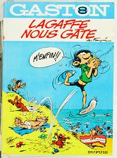 Lagaffe nous gâte n°8, Franquin, Dupuis, Paris, 1970.
