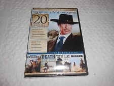 DVD- GREAT AMERICAN WESTERNS / SHOOTOUTS 'N  SHOWDOWNS / SEALED