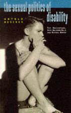Sexual Politics of Disability: Untold Desires-ExLibrary
