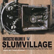 Slum Village - Fan-Tas-Tic Vol.2 (2LP Vinyl) 2015 Ne'Astra / NMG5763LP