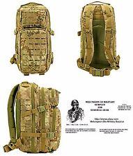 Highland Desert Laser Cut MOLLE Med. Backpack Bug Out Bag/Military/Survival Gear