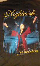 Nightwish FROM WISHES RARE SLEEVLES T-SHIRT RAINBOW BLIND GUARDIAN PARADISE LOST