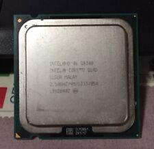 Intel Core 2 Quad Quad Core Q8300 CPU 2.50 GHz 4MB 1333Mhz LGA775  GARANZIA